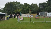havering show 2015 ,Ready for the crowds.