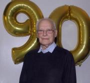 Tom Hall, a young 90.